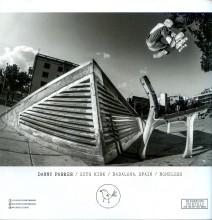 Flightless Skateboards Ad printed in North Magazine Issue 19.